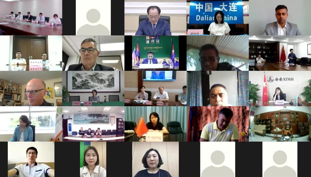 21世纪海上合作委员会2020年线上专业会议成功举办